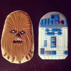 Star Wars Cookies - Oh, Sugar! Events