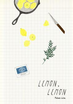 Lemon, Lemon ⓒ Madame Lolina