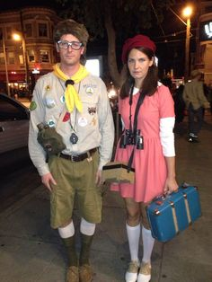 Our Moonrise Kingdom Halloween costume