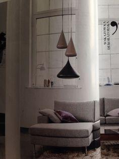 Lampy nad kanapę bo concept Drop