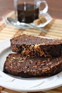 Triple Chocolate Coconut Amish Friendship Bread