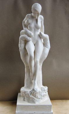 coffeenuts:  yolandart:Erick Aubry Sculptures.