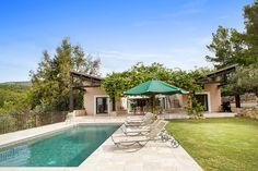 Provence Côte d'Azur Südfrankreich Ferienhaus mit Pool in Seil...