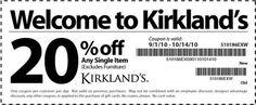 Kirklands coupons 2014 http://www.pinterest.com/TakeCouponss/kirklands-coupons/