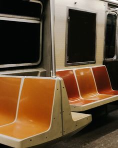 Find images and videos about new york, ny and subway on We Heart It - the app to get lost in what you love. Orange Aesthetic, Aesthetic Colors, Aesthetic Vintage, Aesthetic Photo, Aesthetic Pictures, Orange You Glad, Color Naranja, Fashion Mode, Mellow Yellow