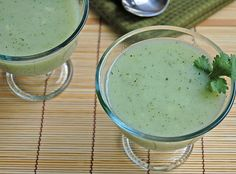 awesome How to cooking Chilled Cucumber Soup Recipe