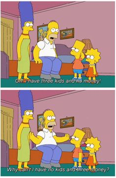Homer is such an idiot lol,I love The Simpsons! Simpsons Funny Quotes, Simpsons Meme, Simpsons Art, Funny Cartoons, Funny Memes, Simpsons Episodes, Memes Humor, Funny Gifs, Cat Memes