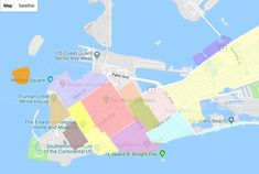 Things to do in Key West, What to do in Key West, Map of Key West, Key West Map Florida Travel, Florida Keys, Travel Usa, Key West Activities, Key West Map, Travel Nursing Companies, Usa Mobile, Mobile App