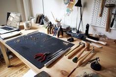Brvtvs - NYC Jewelry Designer Studios