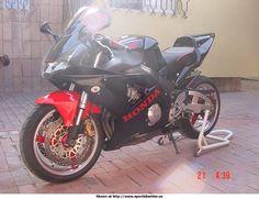 2002 Honda CBR 929/954 RR