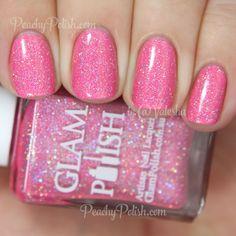 Glam Polish POW! | Knockout Collection | Peachy Polish $11 - favorite #pink