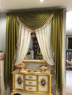 visit our website for the latest home decor trends . Elegant Curtains, Beautiful Curtains, Colorful Curtains, Drapes Curtains, Drapery, Valance, Home Living Room, Living Room Decor, Doll House Curtains