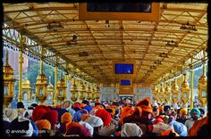 ArvindKatoch's Photography: Rush of Devotees at World Famous #GoldenTemple (#Amritsar)