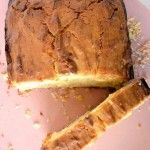 Receta de budin ingles light