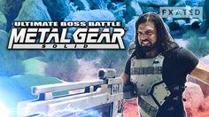 Ultimate Boss Battle - Metal Gear Solid #MetalGearSolid #mgs #MGSV #MetalGear #Konami #cosplay #PS4 #game #MGSVTPP