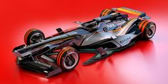 F1 2030 fantasy Force India racing livery design. We collect and generate ideas: ufx.dk