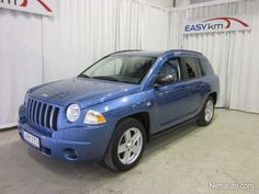 Jeep Compass   2.4 Sport Highline 5d A 4wd