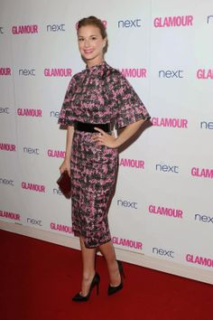 Emily VanCamp – 2014 Glamour Women Of The Year Awards in London