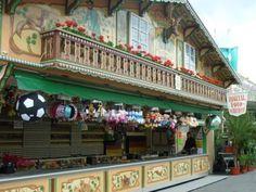 Volksfest in Bayreuth, Germany; geramnyja.com