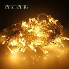 BRD 10m/33ft 100 LED String Fairy Light 8 Lighting Mode for Wedding Christmas Party Holiday (Warm White)  http://www.fivedollarmarket.com/brd-10m33ft-100-led-string-fairy-light-8-lighting-mode-for-wedding-christmas-party-holiday-warm-white/