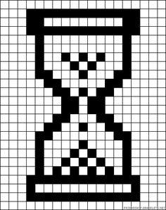 Loading computer perler bead pattern