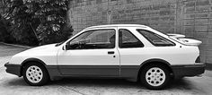 Ford Sierra XR4I 1986