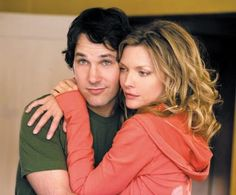 Michelle Pfeiffer and Paul Rudd in I Could Never Be Your Woman (2007)