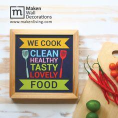 MAR15-05 : We Cook Lovely Food Ini adalah statement dari sebuah keluarga yang akan selalu menyajikan makanan bersih, sehat, enak, dan penuh kasih sayang di dalam ruang makannya. Baik anggota keluarga maupun tamu akan merasa nyaman dengan nuansa kehangatan personal yang ditawarkan.