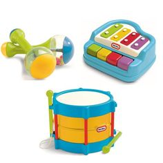 Superb Little Tikes Melody Maker Musical Gift Set Now At Smyths Toys UK! Buy Online Or Collect At Your Local Smyths Store! We Stock A Great Range Of Other Preschool At Great Prices.