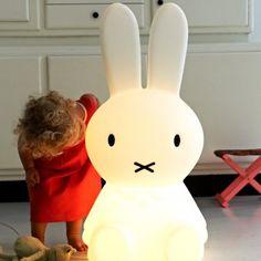 Miffy Lampe XL