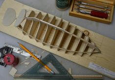 """L.F. Herreshoff Buzzards Bay By Pete48 - Small 3/4"""" = 1' - 0"""" scale - Finished - - Build logs for subjects built 1901 - Present Day - Model Ship World™ White Haven, Buzzards Bay, Commercial Pilot, Wooden Boat Building, Birch Ply, Woodworking Jigs, Wooden Boats, Model Ships, Present Day"""