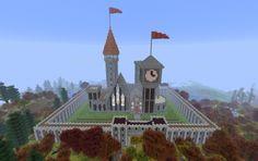 Castle Tudor style