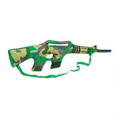 Inflatable Camo Army Soldier Rifle | SALE £1.49 | Toy Weapon
