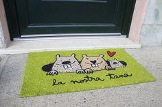 archiLAURA Home Design: Nuova porta finalmente! | New door finally!