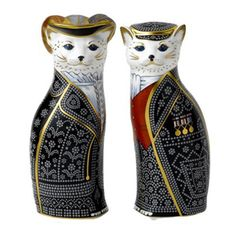 Pearly King and Queen Ltd Edition. www.albertalagrup.com