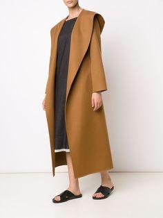 The Row длинное пальто 'Muna'