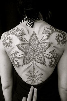 Tattoo by Jondix, one of Spain's great tattoo artists