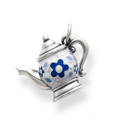 Enamel Teapot Charm | James Avery