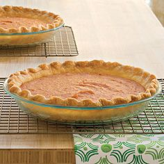 Sweet Potato Pie - Old-Fashioned Pies & Cobblers Recipes - Southern ...