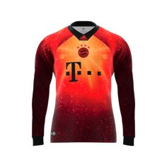 FC Bayern Munich München Football team Long Sleeve 4TH Kit EA SPORTS x  adidas Limited Edition 2018-19 FÚTBOL SOCCER CALCIO SHIRT JERSEY FUSSBALL  CAMISA ... 3ca6d2e4d