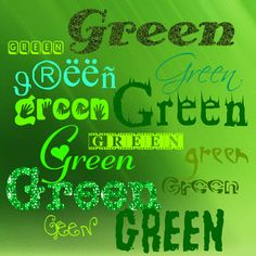 Green is favored by well balanced people. Green is the color of nature, fertility, life. Green is the most restful color. Green symbolizes self-respect and well being. Green is the color of balance. It also means learning, growth and harmony. Mean Green, Go Green, Green And Purple, Green Eyes, Shades Of Green, Emerald Green, Green Colors, Emerald City, 50 Shades