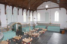 kerk berkhout - interieur