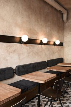 The Break Room. - The Break Room. Coffee Shop Design, Cafe Design, Design Design, Interior Design Coffee Shop, Coffee Cafe Interior, Visual Design, Deco Cafe, Deco Restaurant, Restaurant Interior Design