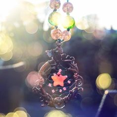 Fairy Catcher Necklace  •  Free tutorial with pictures on how to make a dream catcher pendant in under 35 minutes