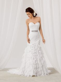 Reflections by Jordan Bridal Gown Style - M168