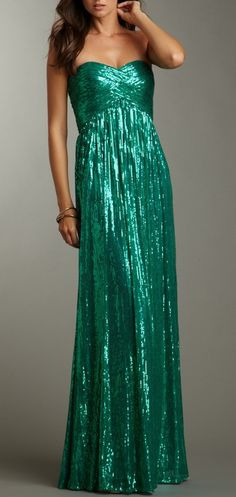 Mermaid Sequin Gown