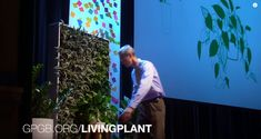 The LivingPlant™ Video: An awesome video done in a Ted Talks forum and presented in a Steve Jobs Style Ted Talks, Steve Jobs, Indoor Plants, Presents, Awesome, Inspiration, Style, Inside Plants, Gifts