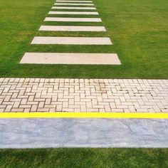 path lines Photo by @happymundane on Instagram
