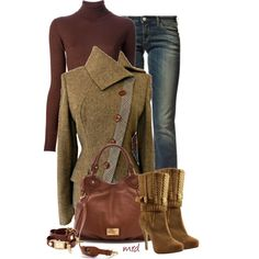 """""""Sweater Boots"""" by michelled2711 on Polyvore"""