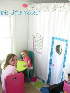 curtain room dividers for kids. playroom  curtain to divide into a house I could put this over room divider case kids Pinterest Room Kids rooms